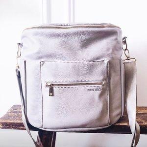 Fawn - The original diaper bag in Gray